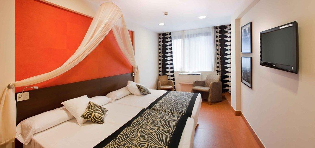 Двойная комната Отель magic rock gardens бенидорме