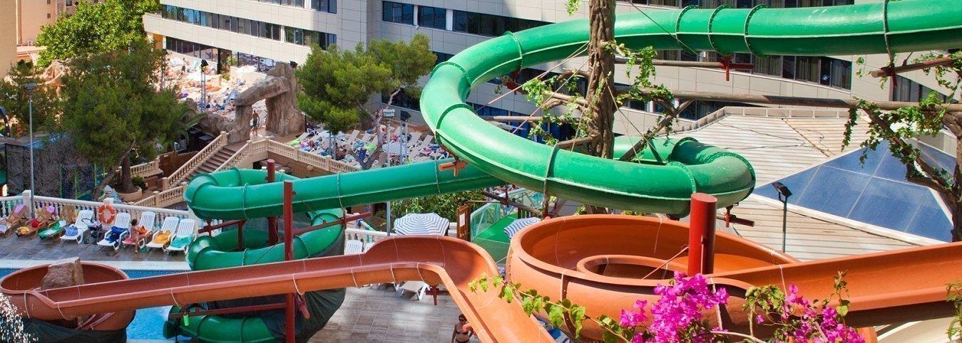 Magic Aqua Experience™ Отель Magic Aqua™ Rock Gardens